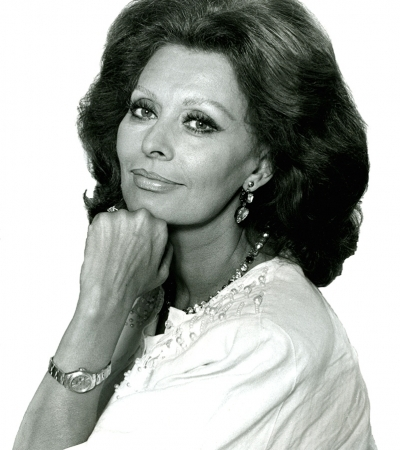 Sophia Loren in Scandal in Sorrento
