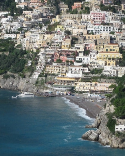 cruise trip from naples to amalfi coast
