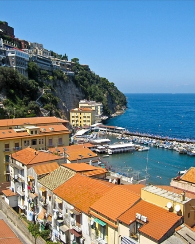 transfer naples to sorrento