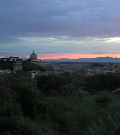 View on Rome